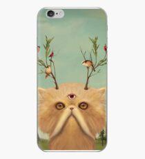 Katze Gottheit iPhone-Hülle & Cover