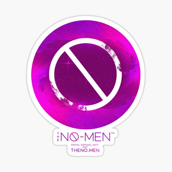 No-Men - The Otherspace Sticker
