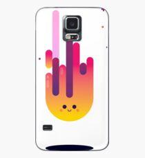 Funda/vinilo para Samsung Galaxy Meteorito feliz