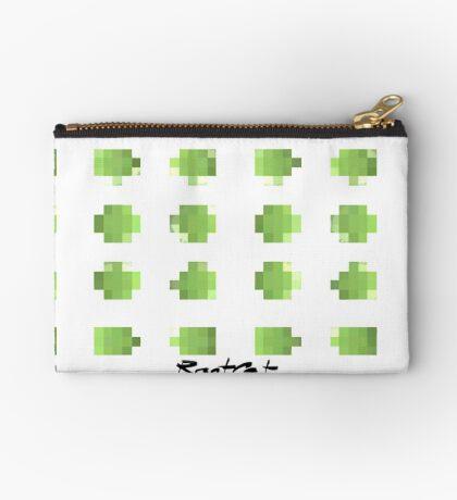 Green Dot Square par RootCat Pochette