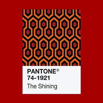 Pantone - The Shining by 1000grau