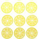 Gradient Lemons by LadyBaigStudio