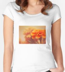 Marigold Boy O' Boy Women's Fitted Scoop T-Shirt