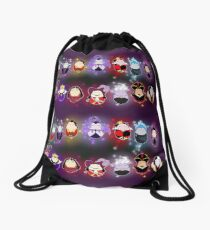Villains Drawstring Bag