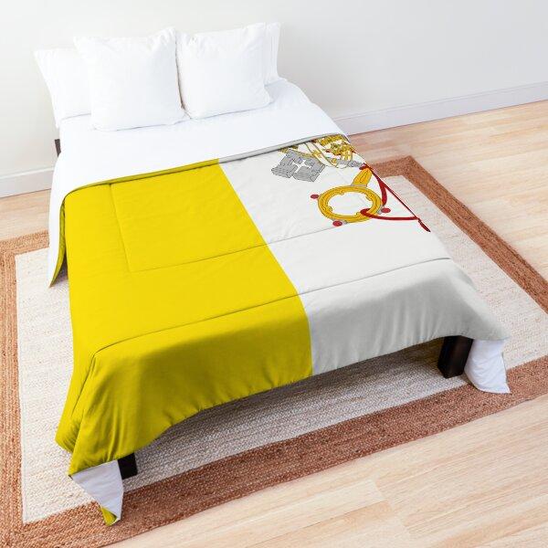 Vatican Flag Comforter