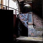 Door is open  by Paul Lubaczewski