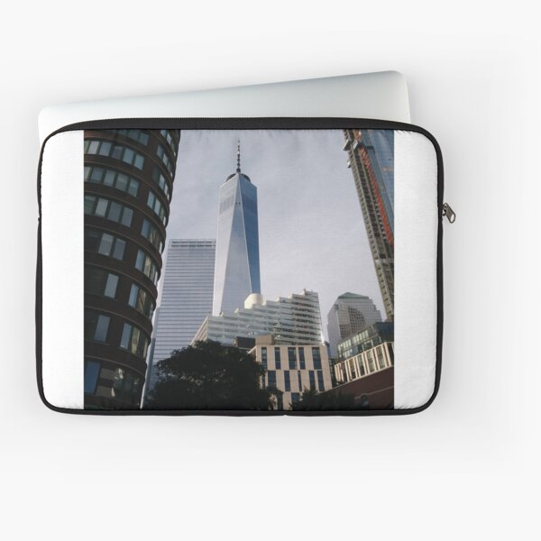 New York City, #New #York #City, #NewYorkCity, #NewYork Laptop Sleeve
