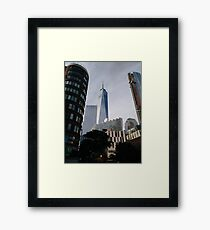 New York City, #New #York #City, #NewYorkCity, #NewYork Framed Print