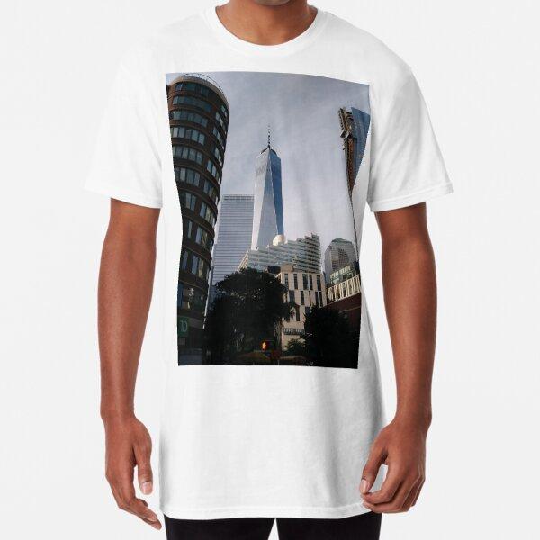 New York City, #New #York #City, #NewYorkCity, #NewYork Long T-Shirt