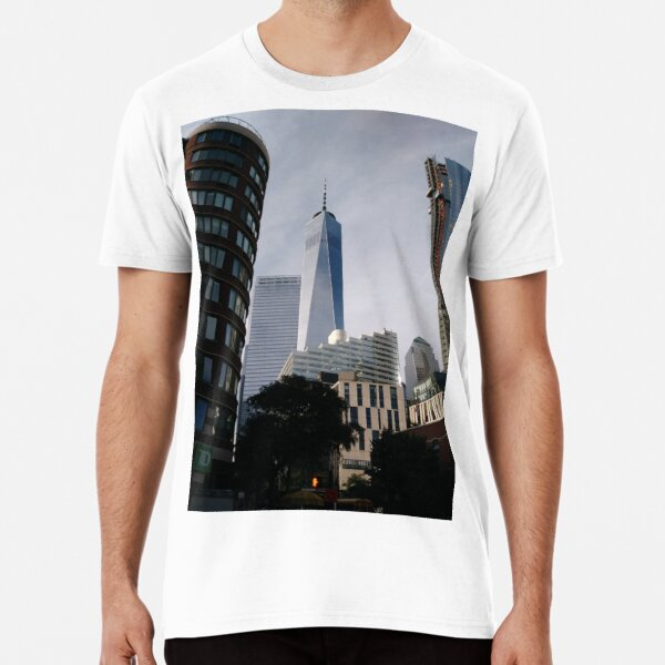 New York City, #New #York #City, #NewYorkCity, #NewYork Premium T-Shirt