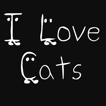 I love cats by Britta75
