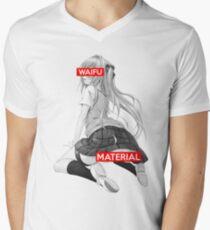 Aesthetic Japanese Girl 24 Men's V-Neck T-Shirt