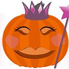 Halloween Fairy GodMother Pumpkin  by ArianaDagan