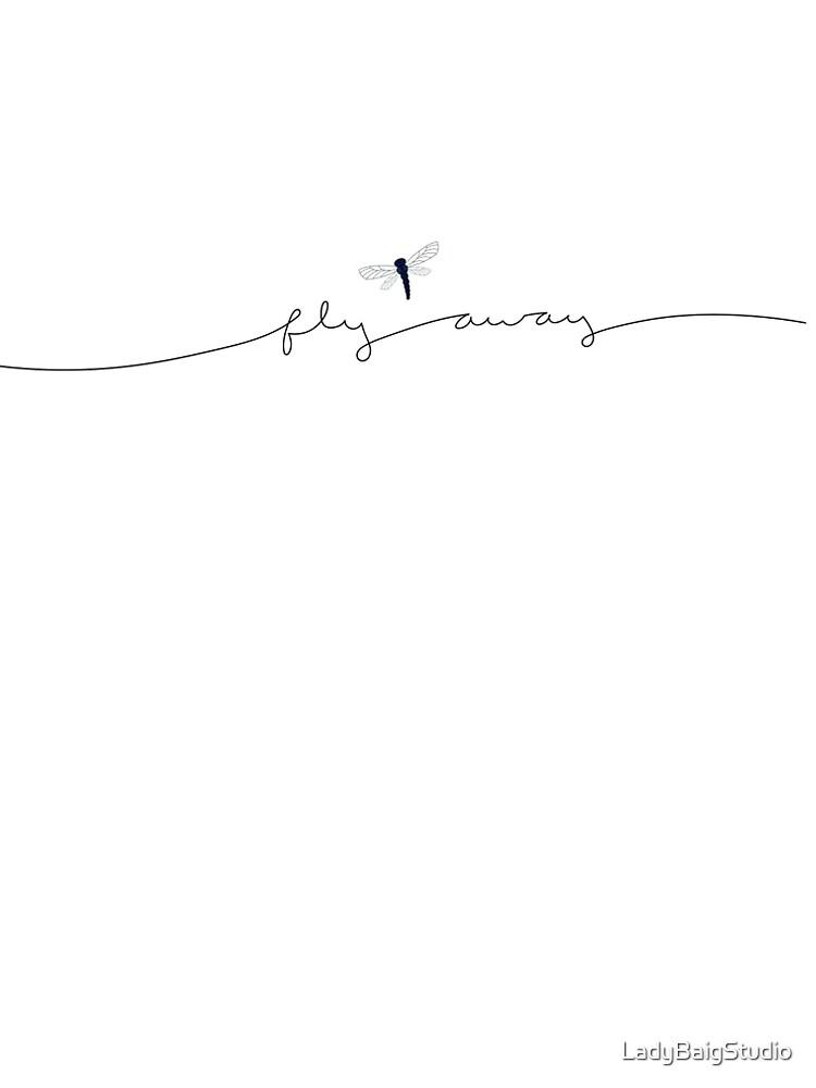 Fly Away by LadyBaigStudio