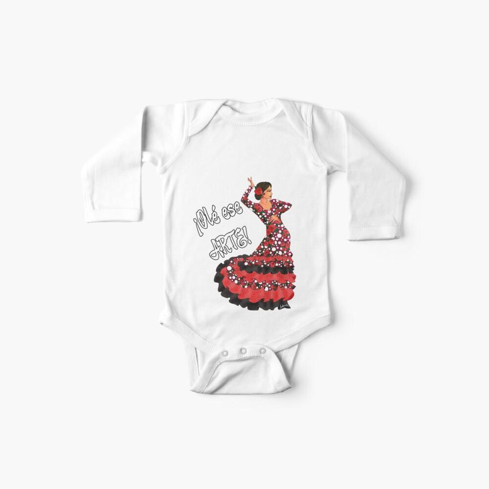 Flamenco Gypsy Dancer, Spanish Dancing Girl, Gypsy Tattoo Bodies para bebé
