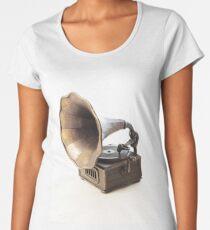 Phonograph Women's Premium T-Shirt