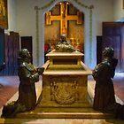 Mission San Carlos Borromeo del río Carmelo by Yukondick