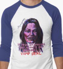 Vamp Deal Men's Baseball ¾ T-Shirt