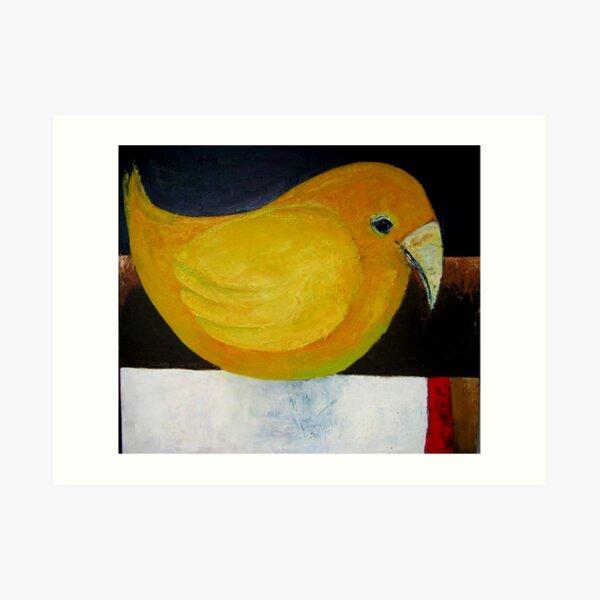 A Bird's Eye View Art Print