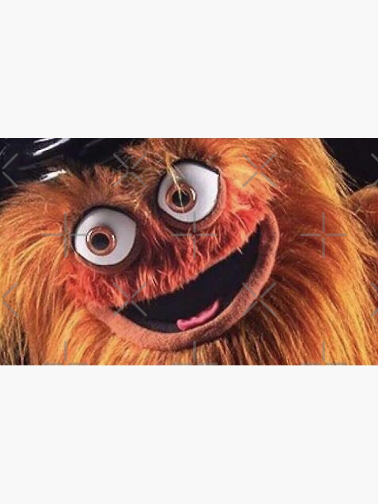 """Flyers New Mascot """"Gritty"""" by WittyFox"""