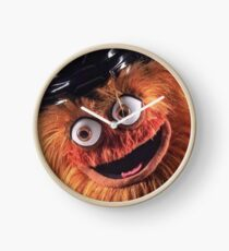"Flyers New Mascot ""Gritty"" Clock"