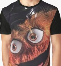 Camiseta gráfica Flyers New Mascot & quot; Gritty & quot;