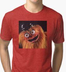 "Flyers New Mascot ""Gritty"" Tri-blend T-Shirt"