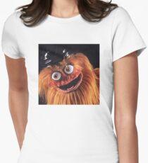 Flyers New Mascot & quot; Gritty & quot; Tailliertes T-Shirt für Frauen