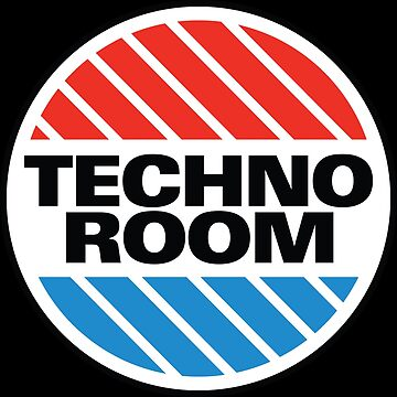 Techno Room by flipfloptees