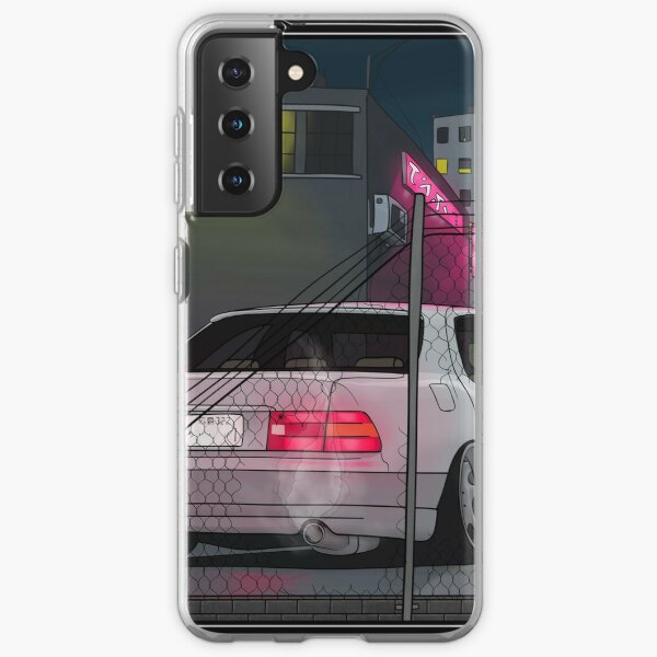 LS400 VIP car scene Samsung Galaxy Soft Case
