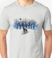 IF YOU GO DOWN TO THE WOODS TONIGHT. Unisex T-Shirt