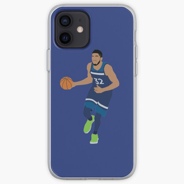Karl-Anthony Towns iPhone Soft Case