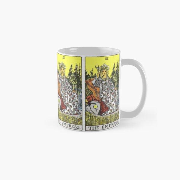 The Empress Tarot Classic Mug
