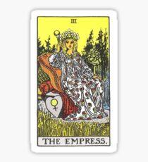 Der Kaiserin Tarot Sticker