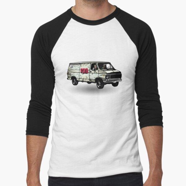 Van Baseball ¾ Sleeve T-Shirt