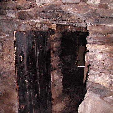Blackhouse Interior, Arnol by lezvee