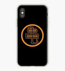 The Turtle Sign iPhone Case