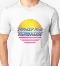 Vintage 1980s Totally Rad Herbalism Slim Fit T-Shirt