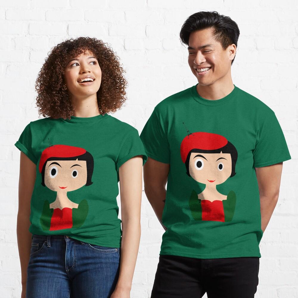 Amelie Camiseta clásica
