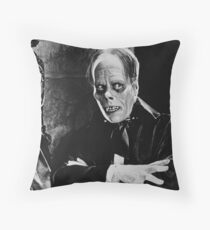Phantom Of The Opera! Throw Pillow