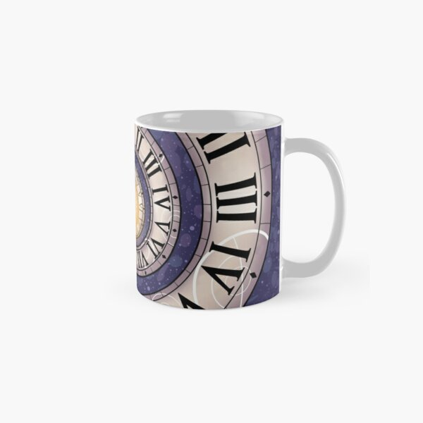 Space and Time Classic Mug