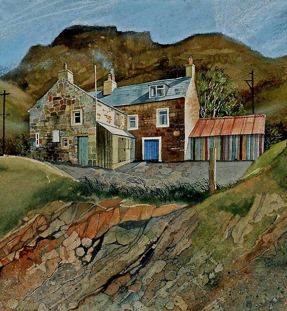 Farmhouse by Graham Clark
