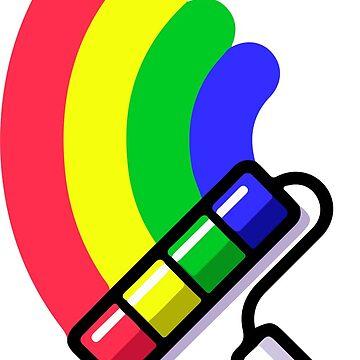 LGBTI+ by ilustracionDGR