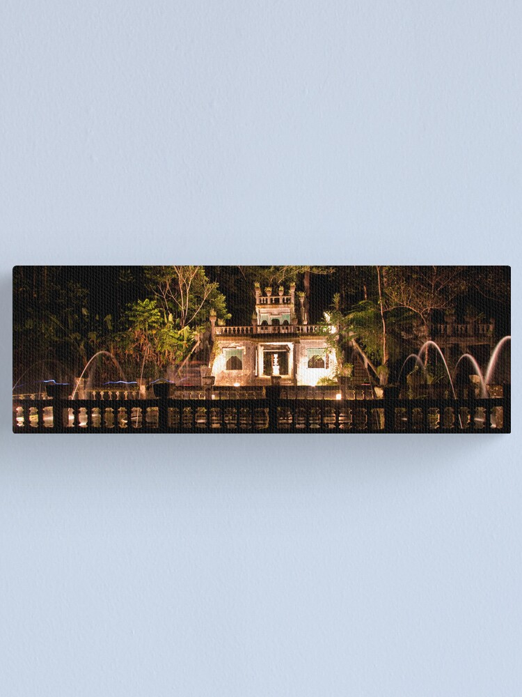 Alternate view of The Tea Rooms  Canvas Print