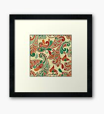 Beautiful Pattern Framed Print