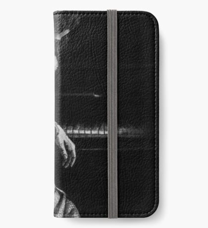 The Piano iPhone Wallet