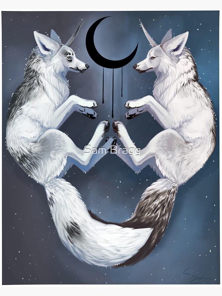 Gemini  by sammin-art