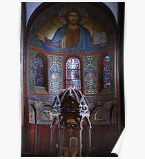 Abbey Church Maria Laach Poster