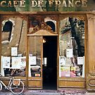 Cafe De France by Pascal and Isabella Inard