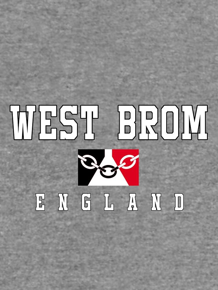 West Brom - Black Country Flag by danbadgeruk